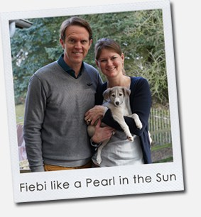 Fiebi like a Pearl in the Sun