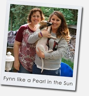Fynn like a Pearl in the Sun