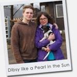 Dibsy like a Pearl in the Sun