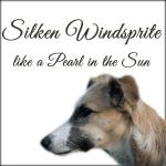 Silken Windsprite like a Pearl in the Sun