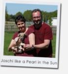 Joschi like a Pearl in the Sun