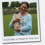 Inchi like a Pearl in the Sun