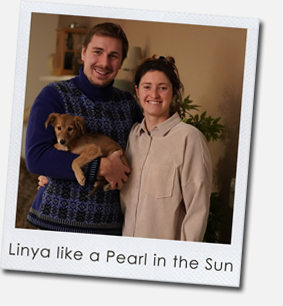 Linya like a Pearl in the Sun