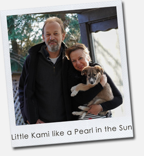 Little Kami like a Pearl in the Sun